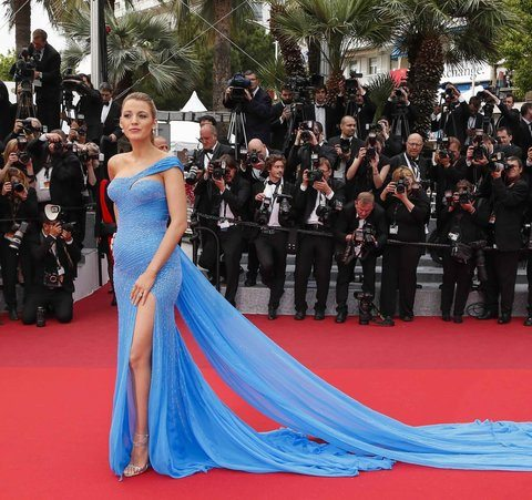 69° Festival del cinema di Cannes. Red carpet del film The BGF di Steven SPIELBERG