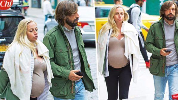 Andrea Pirlo e Valentina, che dolce attesa a New York!