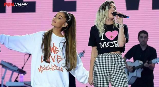 Manchester gaffe in diretta della Rai sul concerto One Love con Ariana Grande ecco cosa è successo_05094519