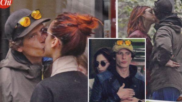 Miriam Leone, nuovo amore al bacio con Matteo